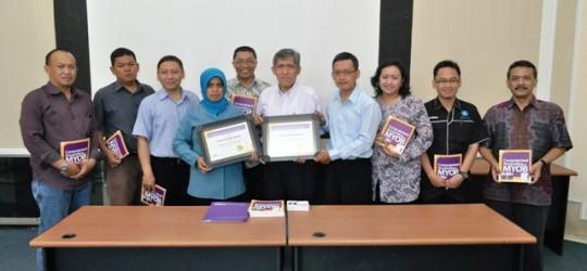 Kerjasama Politeknik Negeri Madiun dengan PT. Net21Plus – MYOB Professional Partner