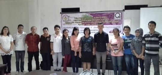 Sertifikasi MYOB (Indonesia) di Politeknik Negeri Manado
