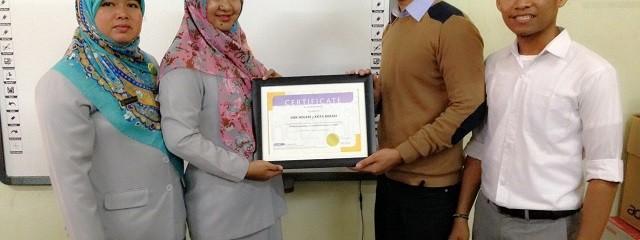 Training of Trainers MYOB dengan Studi Kasus Manufaktur di SMK Negeri 3 Bekasi