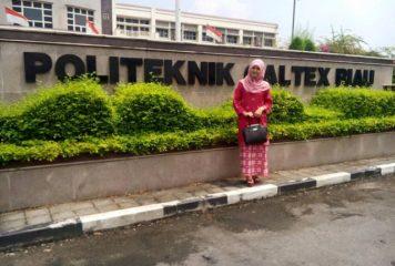Workshop & Sertifikasi MYOB Basic Level di Politeknik Caltex Riau