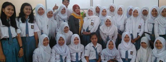 """Workshop """"Tantangan Siswa SMK Akuntansi Terhadap Perkembangan Sistem Informasi Akuntansi"""" di SMK Negeri 1 Banyumas"""""""