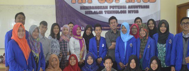 MYOB Qualification Test – Try Out oleh Himpunan Mahasiswa Akuntansi Universitas Teknologi Yogyakarta