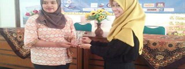 MYOBSession 2016-Certified Program oleh Himpunan Mahasiswa Akuntansi Universitas Muhammadiyah Yogyakarta