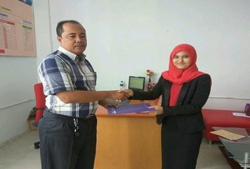 Training of Trainers MYOB Intermediate Level di SMK Harapan Utama