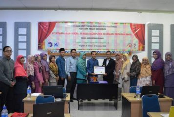 Training of Trainers MYOB di Politeknik Negeri Bengkalis