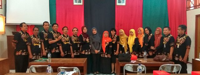 Workshop Perkembangan Sistem Informasi Akuntansi Guru-Guru SMK Negeri 4 Klaten