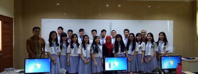 Workshop dan Sertifikasi MYOB Basic Level SMK Maitreyawira Batam