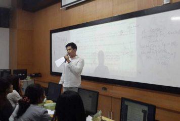 Workshop dan Sertifikasi MYOB Basic Level di Universitas Atmajaya Yogyakarta