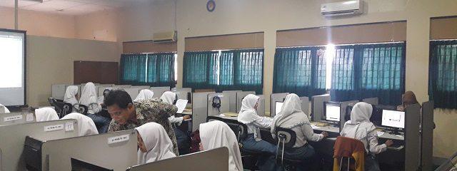 Workshop dan Sertifikasi MYOB Basic Level di SMK Negeri 1 Depok, Sleman, D.I. Yogyakarta