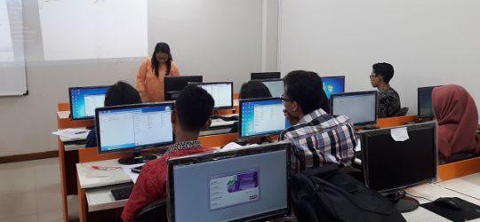 Sertifikasi MYOB Intermediate Level di Universitas Gunadarma
