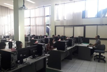 Sertifikasi MYOB Intermediate Level di STIE YKPN Yogyakarta