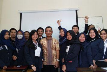 Workshop dan Sertifikasi MYOB Basic Level di Politeknik LP3I Bandung