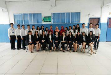 Workshop dan Sertifikasi MYOB Basic Level di SMK Harapan Utama Batam