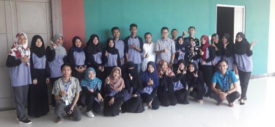 Workshop dan Sertifikasi MYOB Basic Level dan Intermediate Level di Politeknik Caltex Riau
