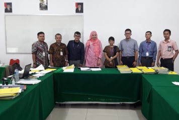 Training of Trainer di Universitas Putera Batam
