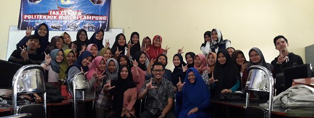Workshop dan Sertifikasi ABSS Accounting Software – Single Currency di Politeknik Negeri Lampung