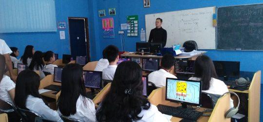 Workshop dan Sertifikasi ABSS Accounting Software – Single Currency di SMA Harapan Utama