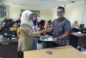 Penandatanganan MoU dan Training of Trainer ABSS Accounting Software di Universitas Dharma Andalas